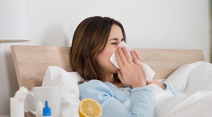 Jak zadbać o siebie w okresie zachorowań na grypę?