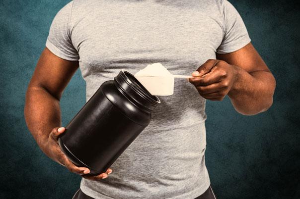Spożycie białka